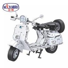 New Technic City Pedal Motorcycle Model Legoes Building Blocks Sets Bricks Kids Classic Toys Gifts For Children цены