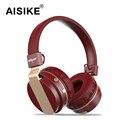 B17 Fanático de Cancelación de ruido Auriculares Inalámbricos Bluetooth Headset Con Micrófono TF Tarjeta FM Radio Auriculares Plegables Plegables