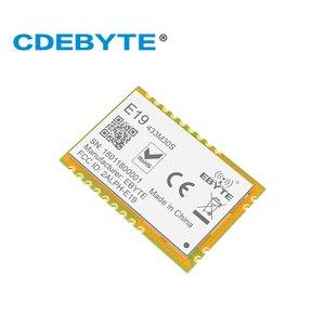 Image 5 - E19 433M30S Lora дальний SPI SX1278 433 МГц 1 Вт штамп антенна отверстия IoT uhf беспроводной приемопередатчик приемник модуль
