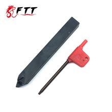 10pcs DCMT070204 Carbide Inserts+ 1pcs SDNCN1212H07 SDNCN1010H07 turning tool bit Metal Lathe Cutting Tool Set стоимость