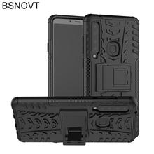 For Samsung Galaxy A9 2018 Case Silicone Bumper Anti-knock Cover BSNOVT