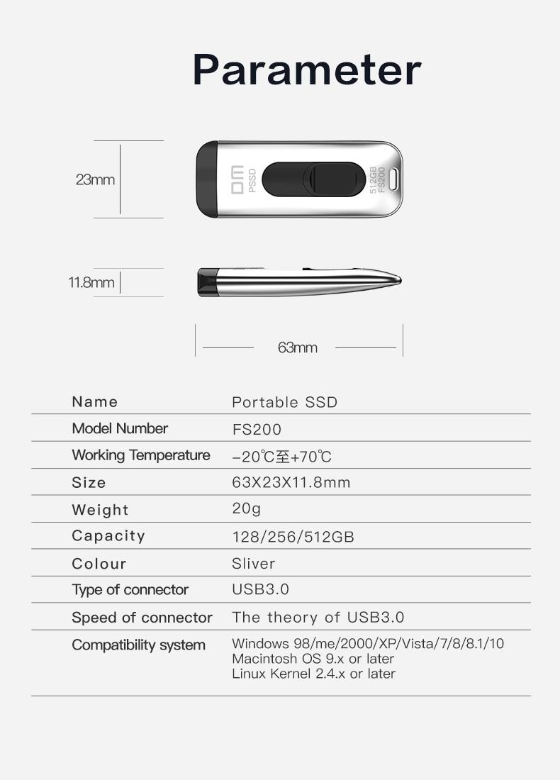 SSD 128GB 10