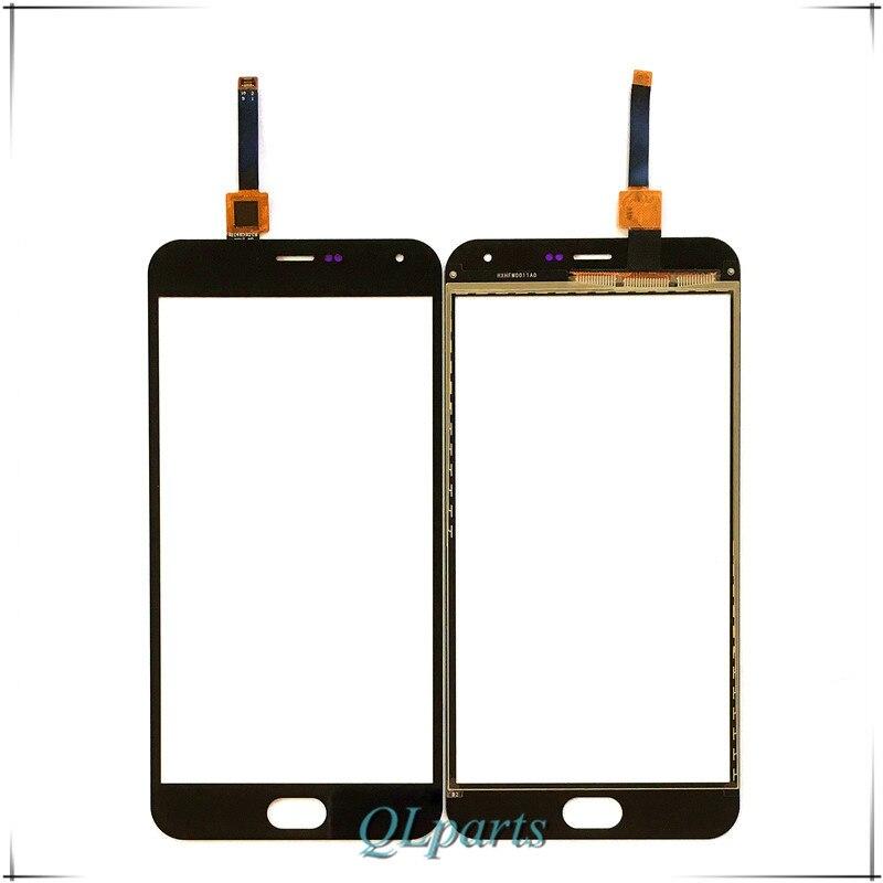 5.5 pouce mobile téléphone tactile panneau pour meizu m2 note tactile écran Externe Avant Verre Écran Pour Meilan M2 Note Écran Tactile Capteur