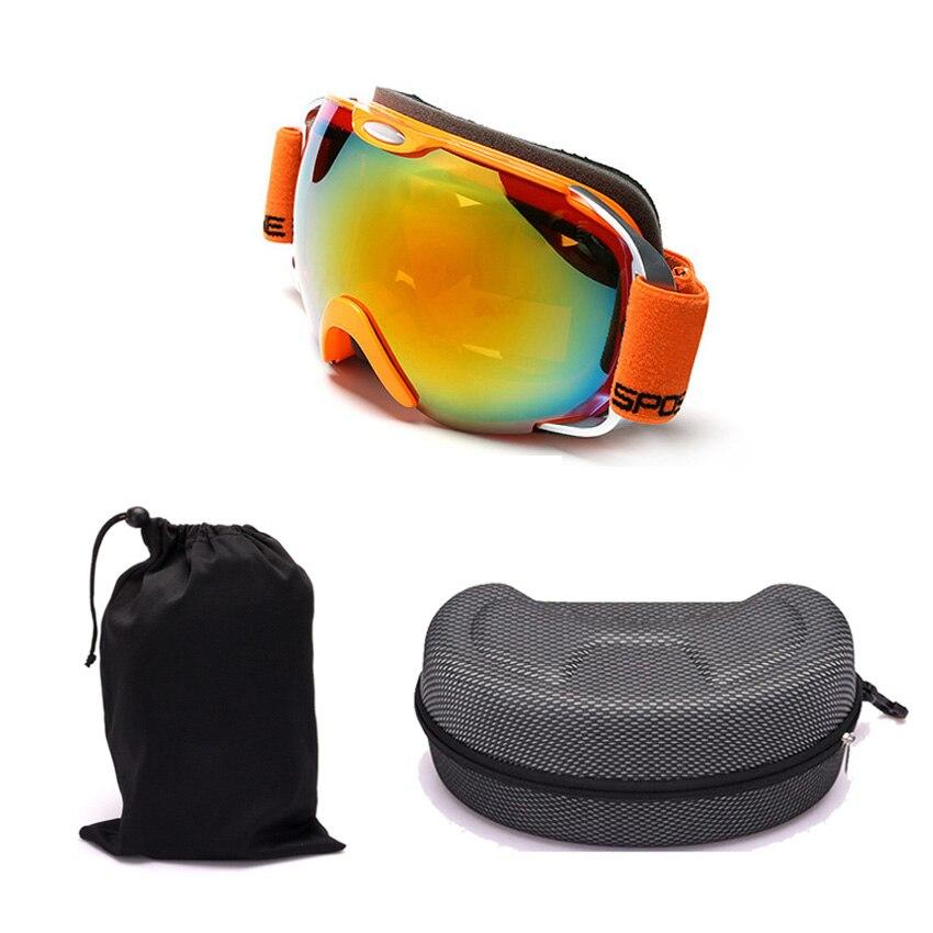 Professional upmarket ski glasses ski goggles double layers UV400 anti-fog big ski mask glasses skiing snowboard goggles box-08