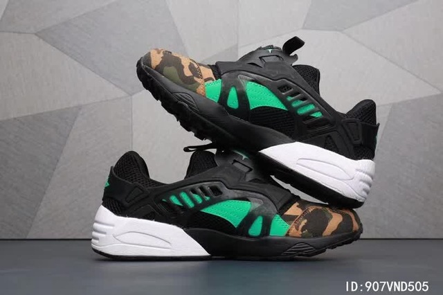 df1da3c3dd1 Original New Arrival PUMA Men s Ignite XT V2 Cross-Trainer Camouflage Shoes  Women s Shoes Breathable Badminton Shoes Size 36-44