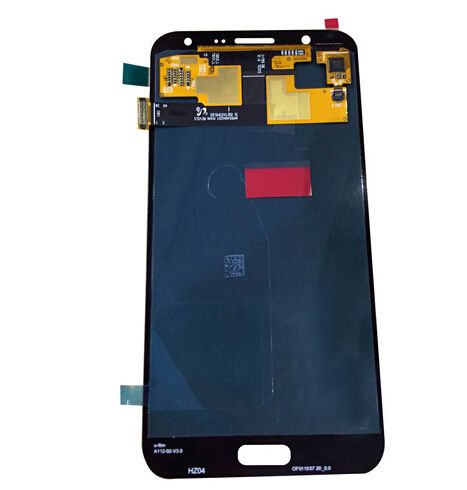 2015 Amoled Black/white/gold LCD Display +Touch Screen Digitizer assembly for Samsung Galaxy J7 J700F J700M J700Y