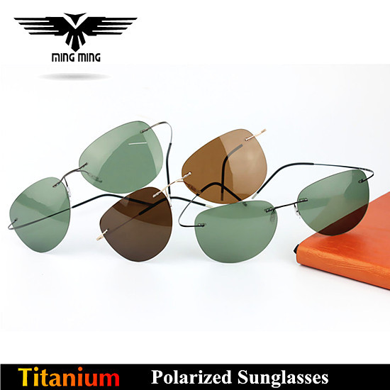 e70bd7e744 Silhouette Titanium Polarized Sunglasses