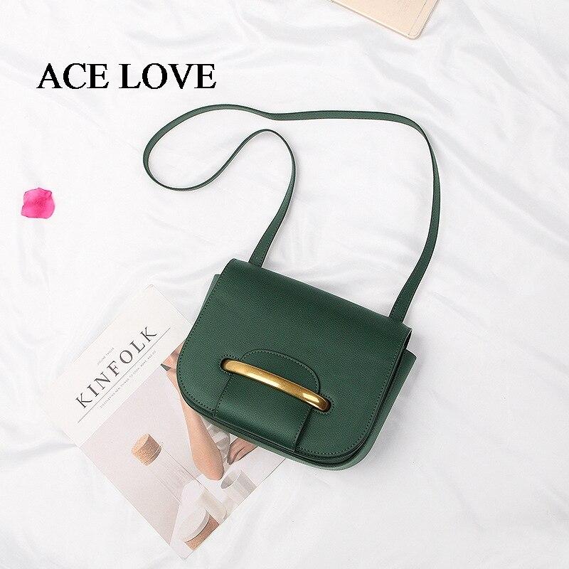 Women Shoulder Messenger Handbag Genuine Leather Ladies Bag High Quality Retro Saddle Bags Casual Tote Women Handbags