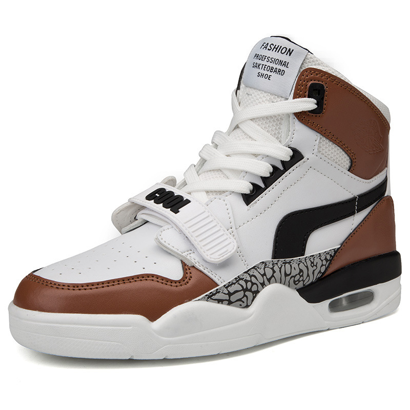 Sports Shoes Men Sneakers Men High Help Wear resistant Non slip Outdoor Running Shoes Men Comfortable Air 350 Sneakers Men in Running Shoes from Sports Entertainment