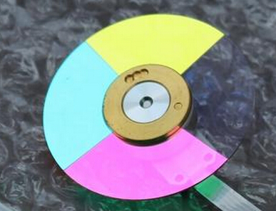Projector Color Wheel For OPTOMA EP758 EP739 original projector color wheel for optoma ex540i