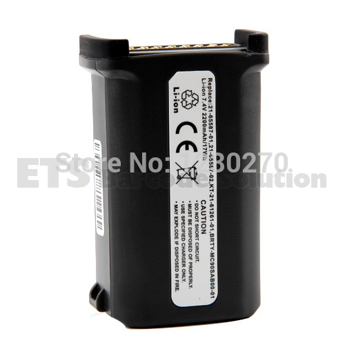 Motorola Symbol MC9090 MC9190 Replacement Battery for 21-65587-01 /& 21-65587-02