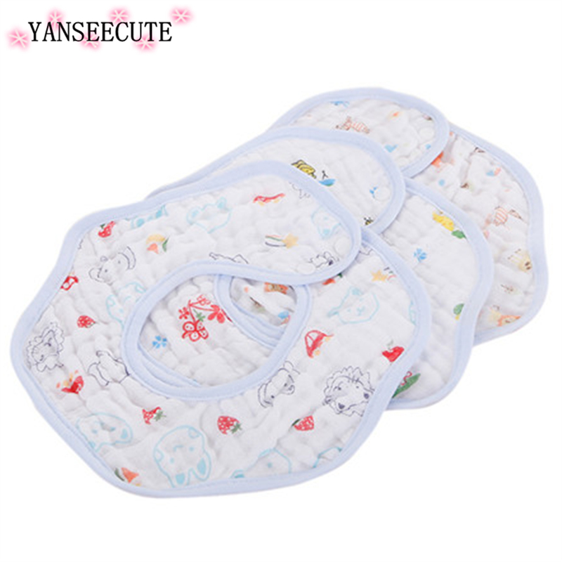 baby bibs burp clothes baby girls bibs new baby bib for newborn cotton burp clothes washable B-JH012-2P 2PCS/LOT ...