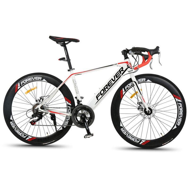 New brand Road Bike Aluminum Alloy Frame Break Wind SHIMAN0 14 Speed Steel Frame Outdoor Cycling Bicycle Disc Brake Bicicleta