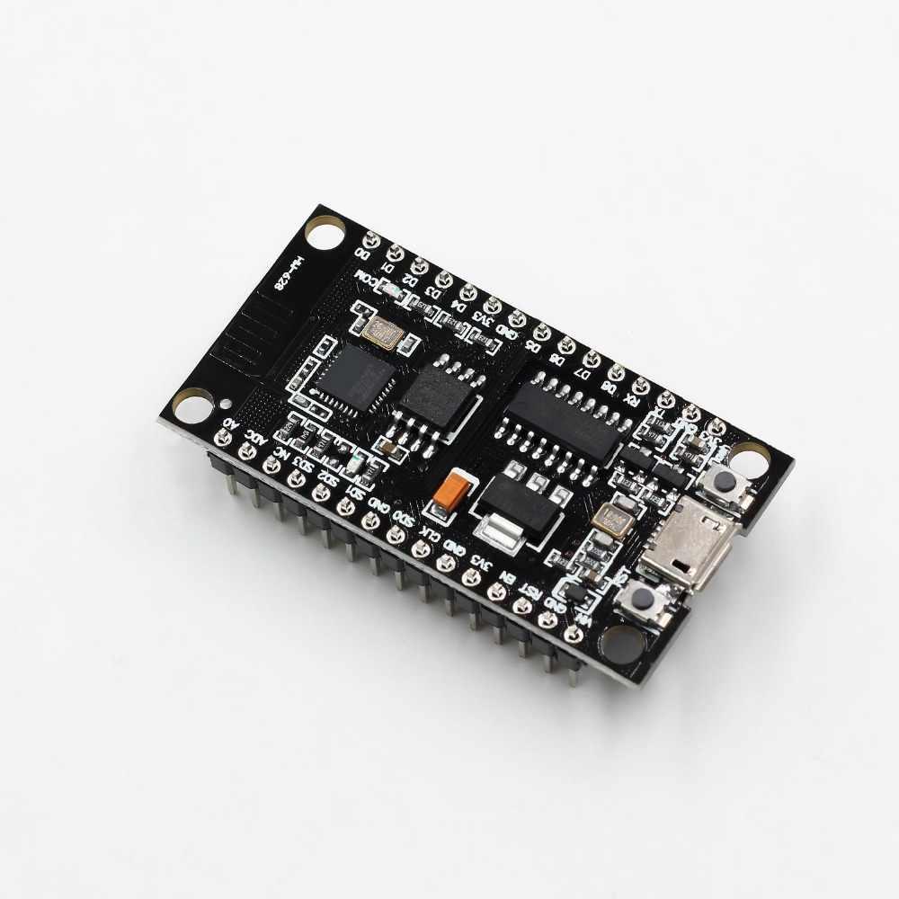 1 stücke V3 NodeMcu Lua WIFI modul integration von ESP8266 + extra speicher 32M Flash, USB-serielle CH340G