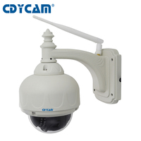 CDYCAM Wireless Dome IP Camera Outdoor 720P HD CCTV Security Video Network Surveillance IP Camera Wifi
