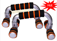 Hot selling 1Pair High Quality Fitness Body Building Equipment Perfect Chest Bar Push Up Stands Hand Stand Bars