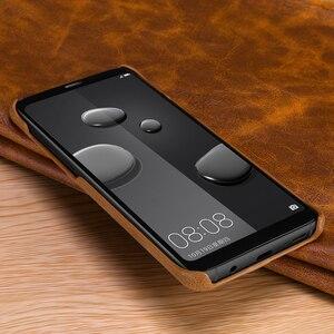 Image 2 - 삼성 갤럭시 s10 s9 s8 플러스 s10e 슬림 전신 미끄럼 방지 커버 케이스에 대한 정품 가죽 케이스 삼성 note 9 8