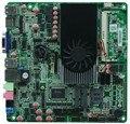 Onboard I3 3217U dual core 1.8 GHz Industrial Thin Mini ITX Motherboard Com 2 HDMI/lLVDS/6 * COM