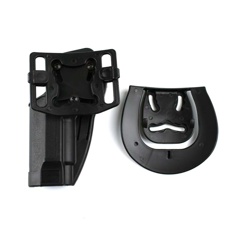Image 5 - Tactical Combat Belt Holster Airsoft Pistol Holster Beretta M9 92 96 92fs Waist Holster Military Hunting Airsoft Gun Holster-in Holsters from Sports & Entertainment