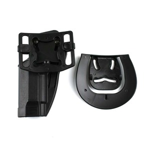 Image 5 - Tactical Combat Belt Holster Airsoft Pistol Holster Beretta M9 92 96 92fs Waist Holster Military Hunting Airsoft Gun Holster