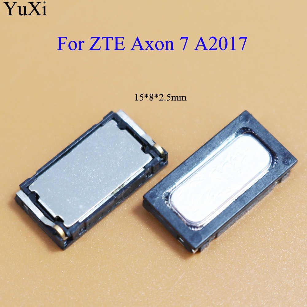 2 parça Için ZTE Axon7 A2017 Buzzer Ringer hoparlör Hoparlör Yedek Onarım Yedek Parça Flex Kablo Için ZTE Axon 7 a2017