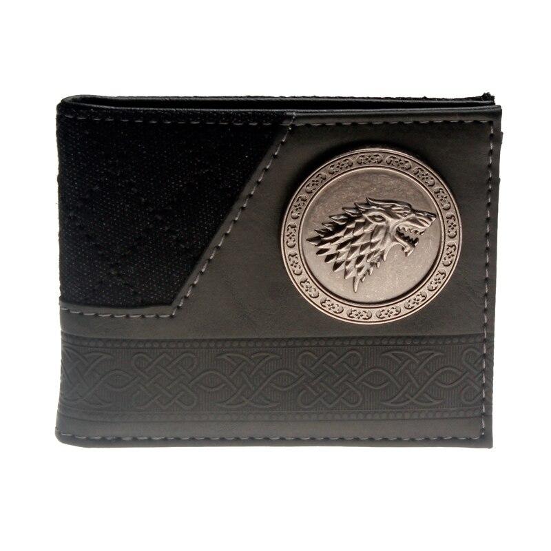 Game Of Thrones Women Wallet  Men's Purse  DFT-3112