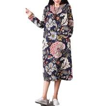 Здесь можно купить  New Pregnant Woman Dress Elegant Ethnic Long Sleeve Maternity Clothes Vintage Floral Casual Dress Spring Maternity Clothing