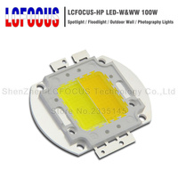 50W 100W Warm Pure White LED COB SMD Diode Chip DIY 50 100 W Watt Spotlight Floodlight Photography Lamp Bulb Lighting