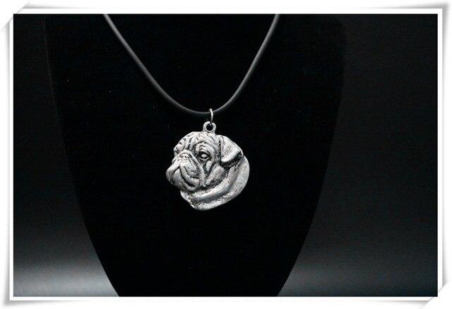 Фото брелок в форме мопса ювелирное изделие популярная собачья цепочка цена