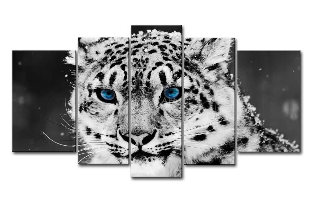 Leopard Print Wall Art - Elitflat