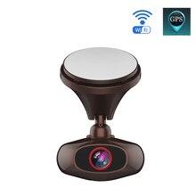 DDPai M6 Plus WIFI Car DVR HD 1440P Night Vision Dashcam Video Recorder GPS Car Camera Wireless Remote Snapshot Camcorder