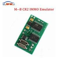 10 cái/lốc DHL Miễn Phí Mer-ced-es b-en-z CR2 IMMO Immobilizer Emulator cho MB SPRINTER 2,7 Cdi ML 5 phích cắm với Chất Lượng Hàng Đầu