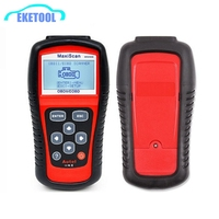 Professional Auto OBD2 Code Reader MS509 Works For US / Asian / Europe Multi Cars OBDII / EOBD Interface MS 509 Best Quality