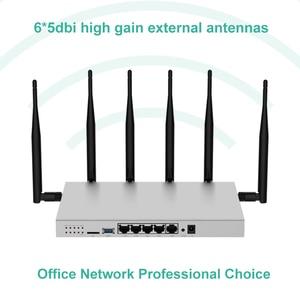 Image 2 - ZBT routeur double bande Wi Fi 3g/4g lte (WG3526), 11AC, 512 mo, Gigabit, Point daccès avec carte SIM et Modem pour Mobile