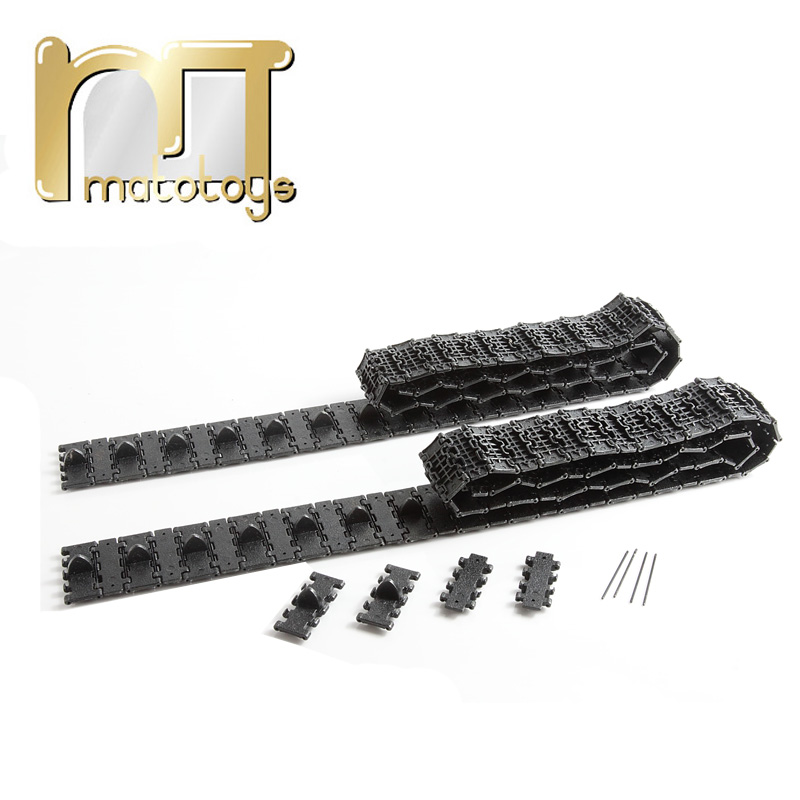 все цены на Mato TANK PARTS Metal upgraded tracks for 1:16 RC Russian T34-85 Soviet Union Republic tank t34 tank model онлайн