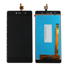 For Wiko Fever 4G LCD Display Touch Screen digitizer Assembly for wiko fever 4g Free Shipping with Tools cameron sino 3000mah battery tlp15j15 for wiko fever fever 4g