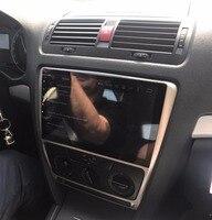 Navirider Android 9.0 CAR Radio player for Skoda Octavia AT 2010 2014 car gps Head unit Multimedia support camera and steering