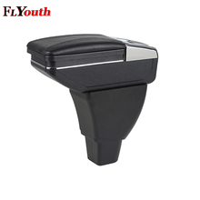 Car Armrest Box Central Store Content Storage Box Cup Holder Ashtray Car-Styling Accessories For Great Wall Hover M4 2012-2014 car armrest box central store content box cup holder ashtray products car styling accessories part for suzuki swift 2005 2018