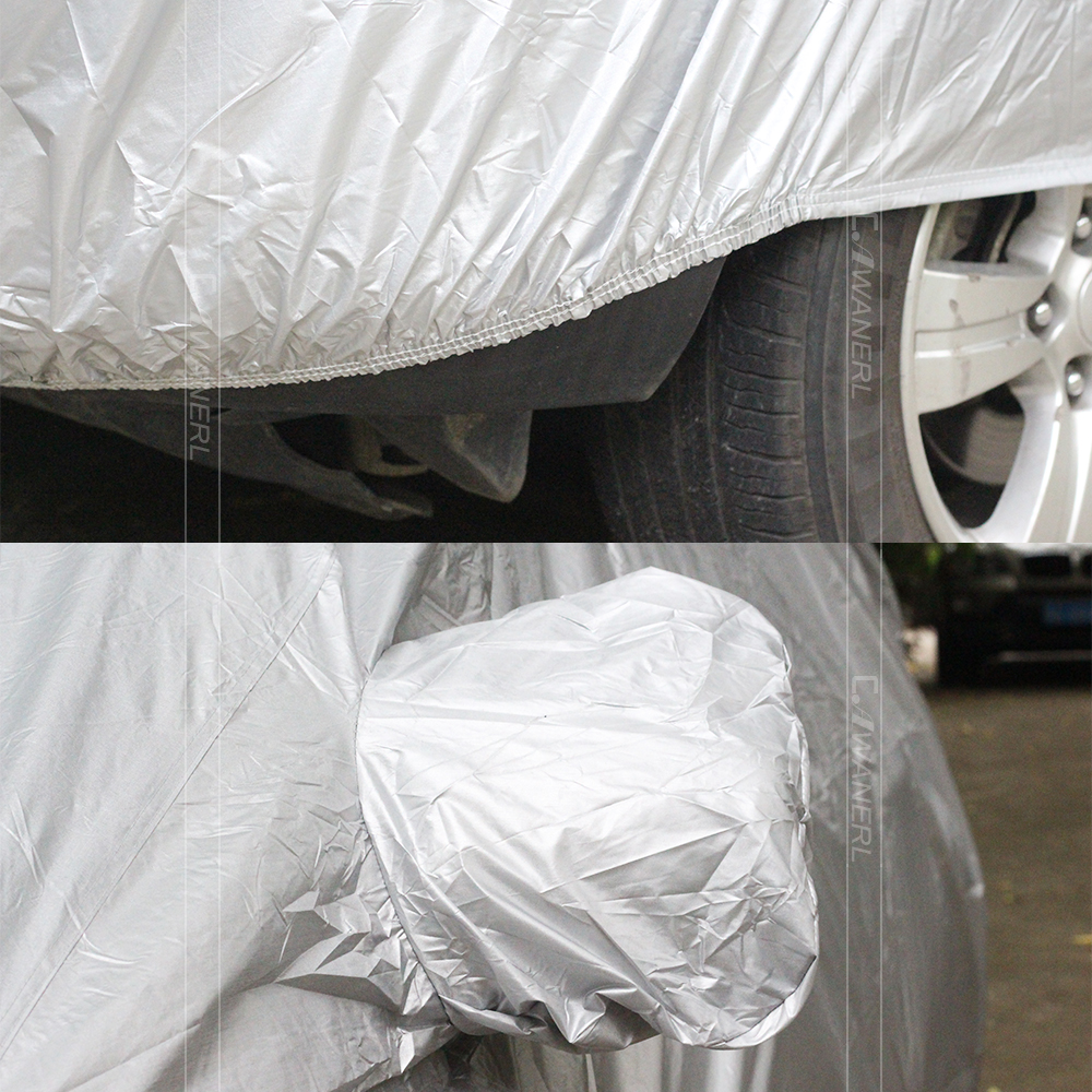 Anti Polvo Cubierta Impermeable para Todas Las Motocicletas Impermeable Cubierta para Motocicleta al Aire Libre Funda para Motocicleta protecci/ón UV Plegable y Universal Show Lluvia X-Large
