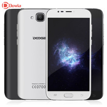 Doogee x9 мини android 6.0 5.5 дюймов 3 г телефон mtk6580 quad Core 1 ГБ RAM 16 ГБ ROM GPS 5MP Камеры 2000 мАч DTouch Мобильный телефон