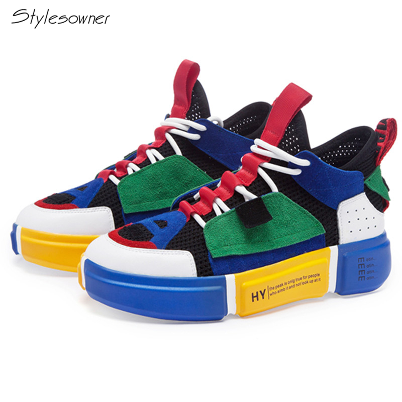 Best deals ) }}Stylesowner Lovers Shoes Name Brand Platform