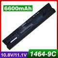 6600mAh laptop battery for DELL Inspiron 1464 1564 1564D 1564R 17 1764 I1564 P07E001 P08F P08F001 P09G P09G001 TRJDK UM3 UM5 UM6