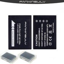 2x NP-W126 NP-W126S Batteries + 2 box for Fujifilm Fuji XT3 XT20 XT2 XT1 XT10 XT100 XA5 XA3 XA2 XA20 XA10 XH1 XE3 X100F X PRO1 2 цены онлайн