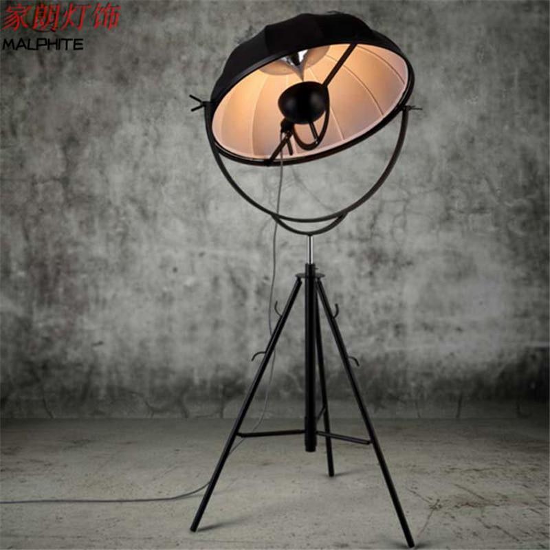 Modern Floor Lights Standing Lamps For Living Room Loft: Modern Floor Lamp For Living Room Adjustable Satellite