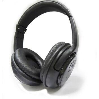 Fashion 5800 Bluetooth Headphone Card MP3 Hi-Fi Stereo Wireless Headset Minimalist Style TF Card Foldable Heavy Bassy Earphone