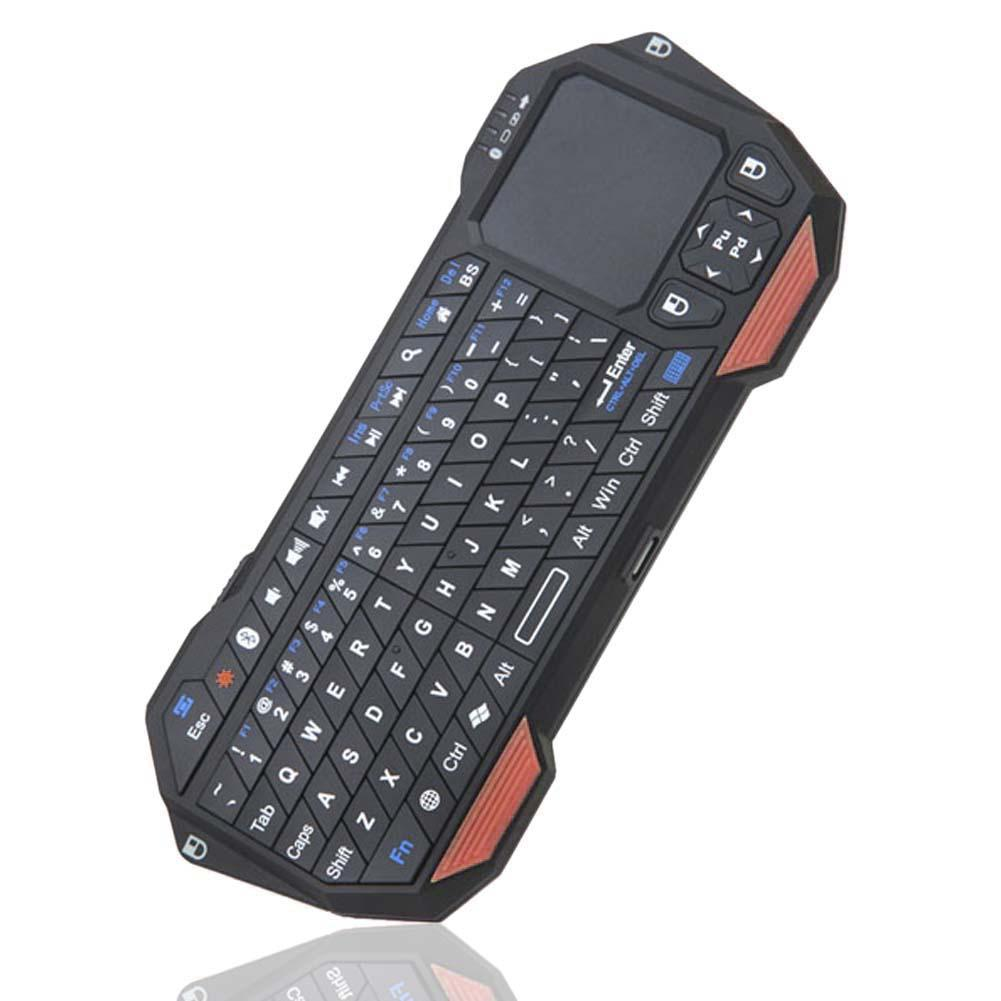 Utra thin and Lightweight 3 in 1 Mini Wireless Bluetooth Keyboards Mouse Mice Touchpad For Windows For Android For iOS APE