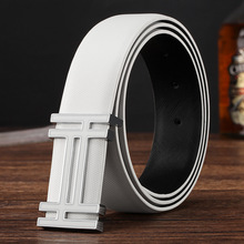 2016 New Arrival designer belts men high quality cowskin Leather Belt For Men  Fashion genuine leather belt men luxury brand