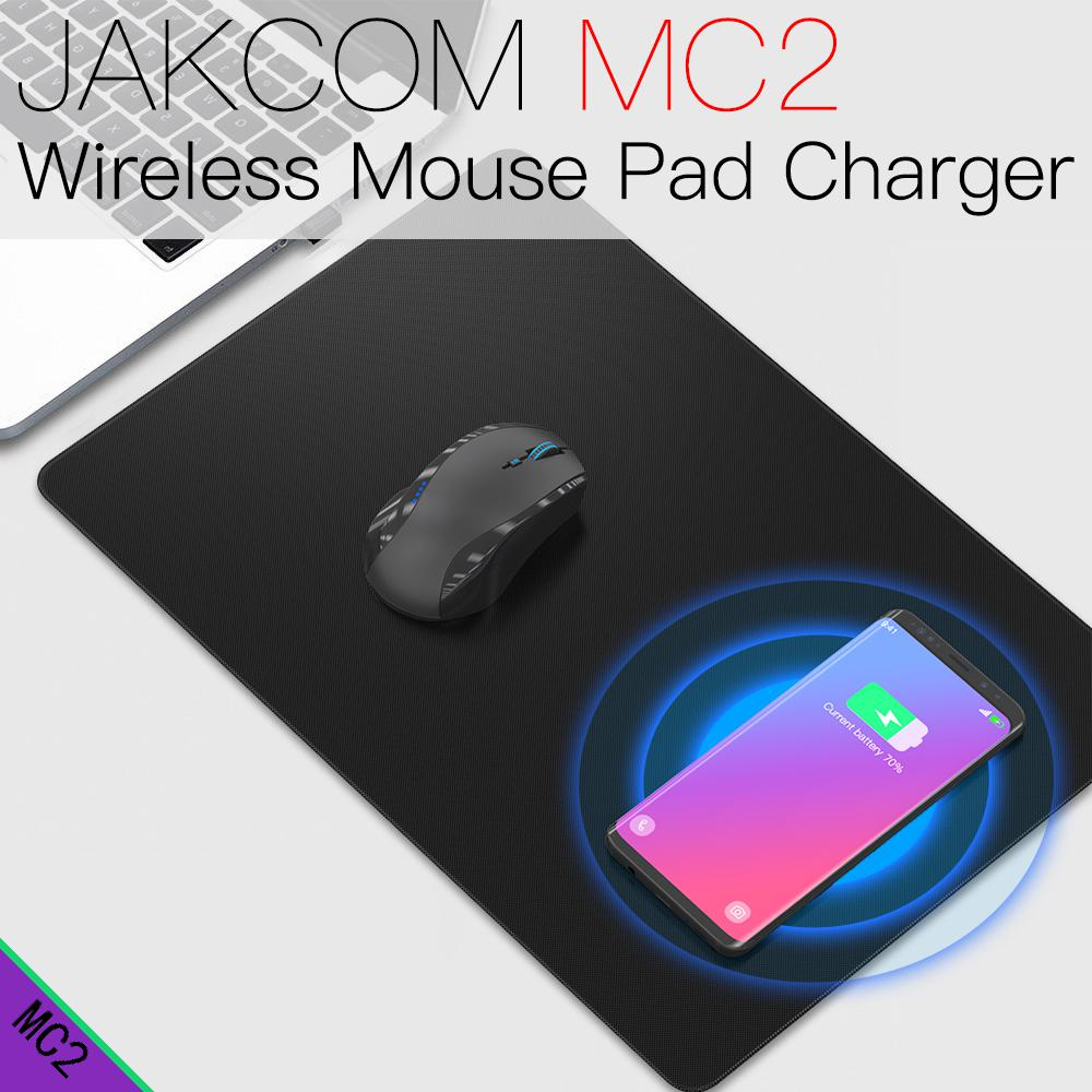 JAKCOM MC2 Wireless Mouse Pad Charger Hot sale in Smart Accessories as cinta modeladora masculina haarband