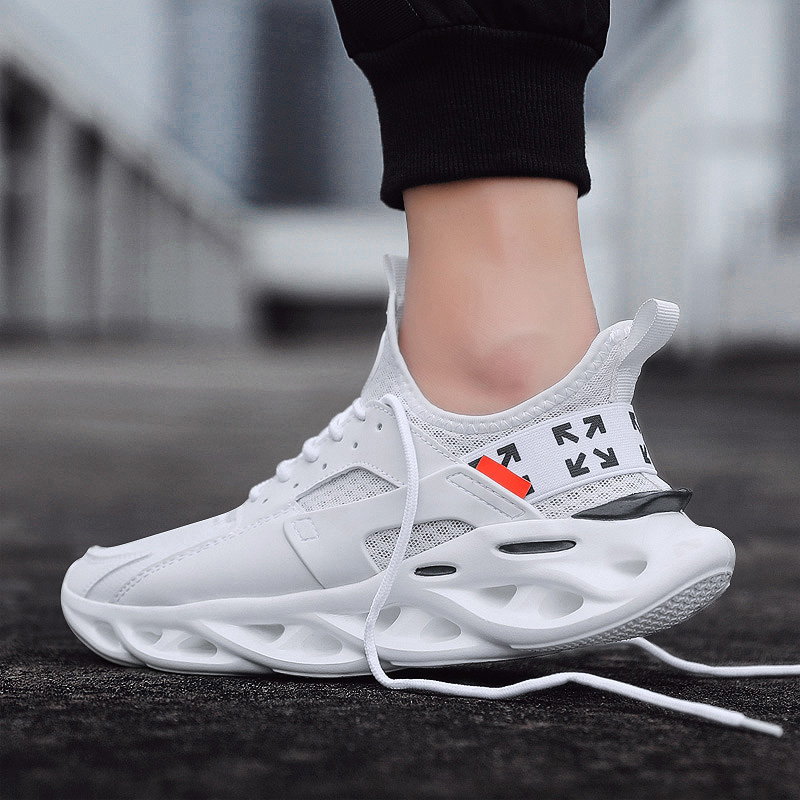 Running Shoes Men Sneakers Outdoor Sport Shoes Male Trainers Chaussure Homme Sport Sneakers Athletic Jogging Walking Shoes Man