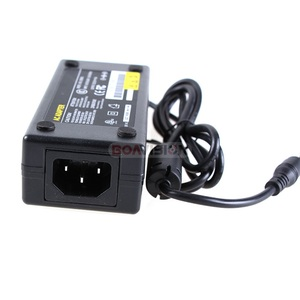Image 5 - 12 Volt DC 5000mA Power Supply Adapter for CCTV Camera